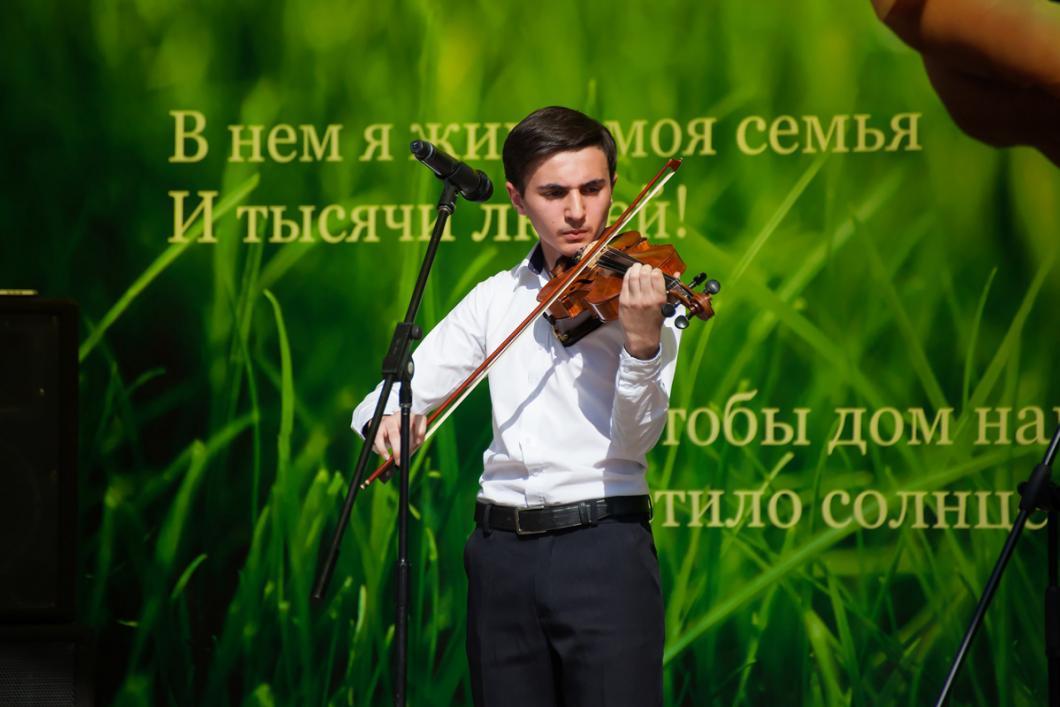 """Бизнес-клуб """"Империал"""": Концерт в Городском парке г.Обнинска"""