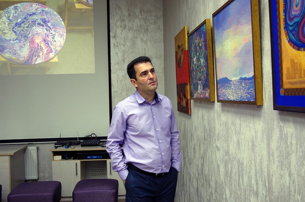 """Бизнес-клуб """"Империал"""": Творческий вечер """"А жизнь прекрасна"""". Наталья Мишина"""