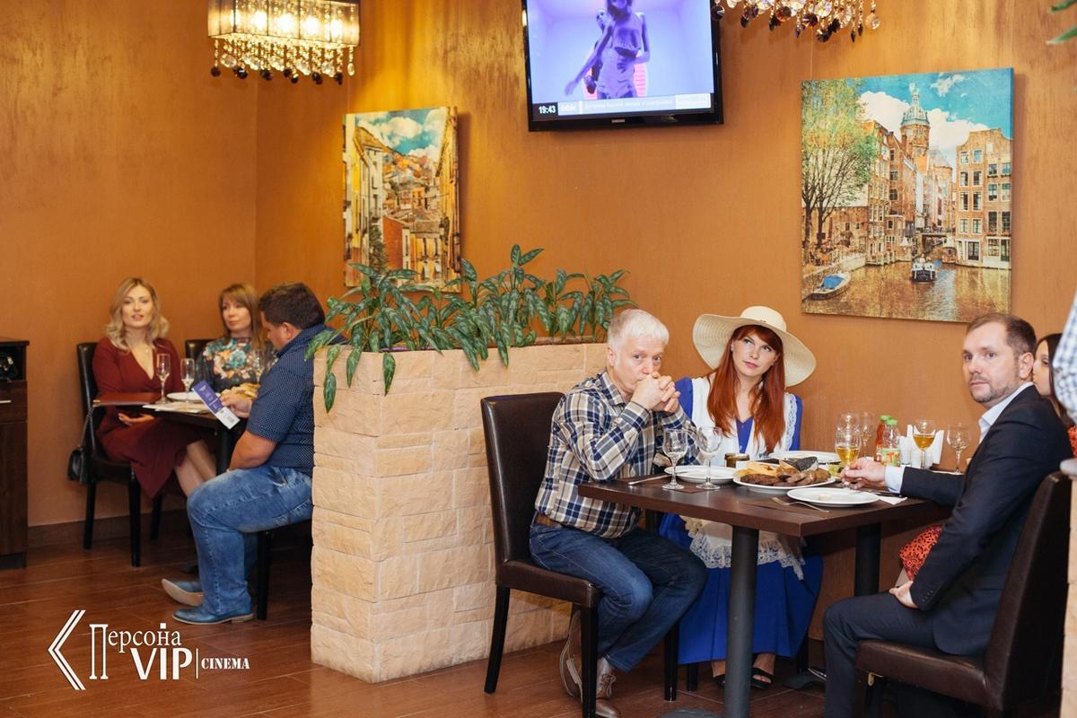 """Бизнес-клуб """"Империал"""": Открытие винного клуба"""