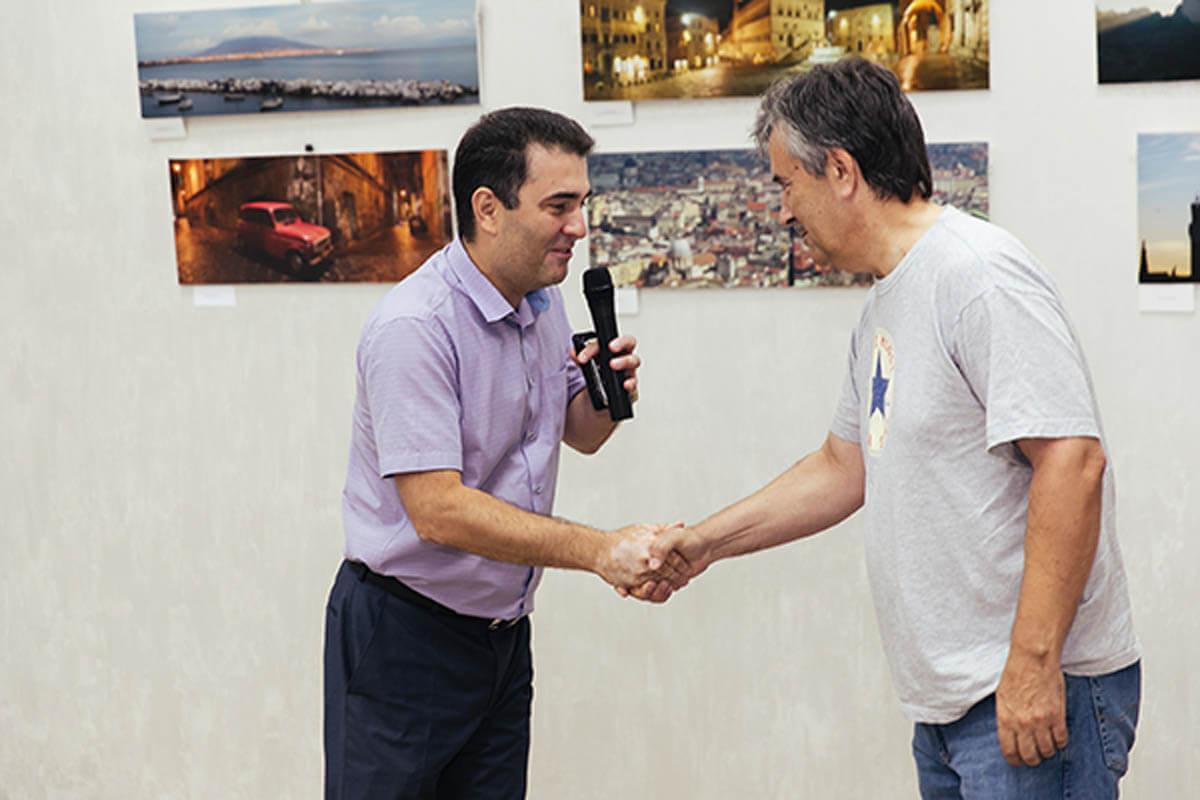 "Бизнес-клуб ""Империал"": Творческий вечер ""А жизнь прекрасна"". Юрий Борисов"