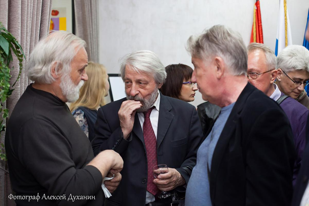"Бизнес-клуб ""Империал"": Вечер памяти Юрия Помазан"