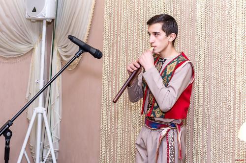"""Бизнес-клуб """"Империал"""": Вечер Армянской культуры и творчества"""