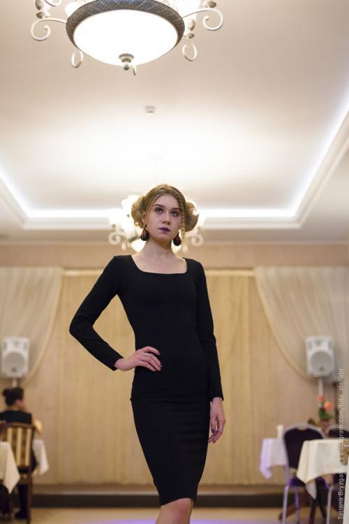 """Бизнес-клуб """"Империал"""": Модный показ"""