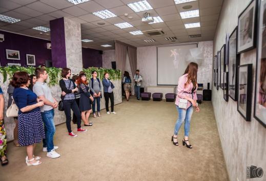 """Бизнес-клуб """"Империал"""": Творческий вечер фотографа Надежды Князевой"""