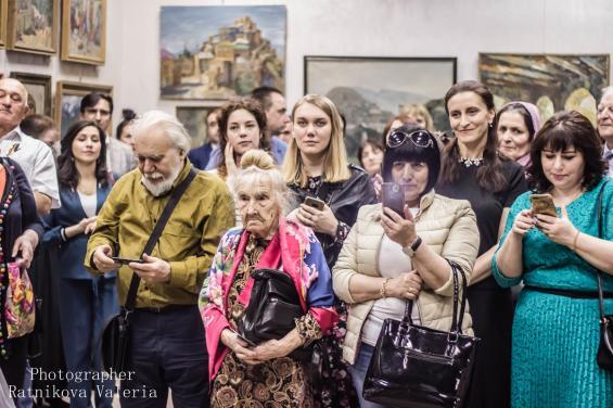 """Бизнес-клуб """"Империал"""": День культуры и творчества Дагестана"""