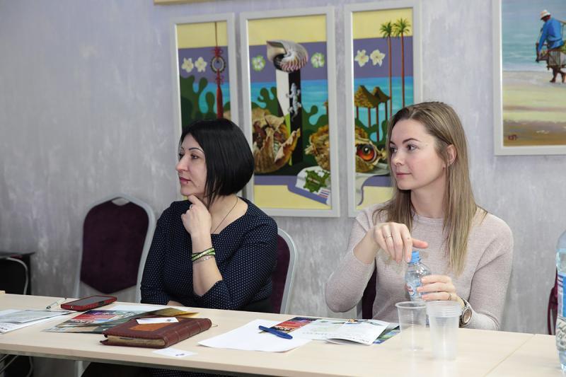 """Бизнес-клуб """"Империал"""": Круглый стол по развитию туристкой индустрии Калужской области"""