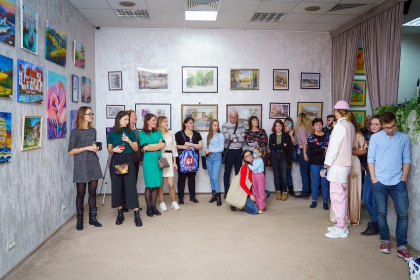 """Бизнес-клуб """"Империал"""": Выставка"""