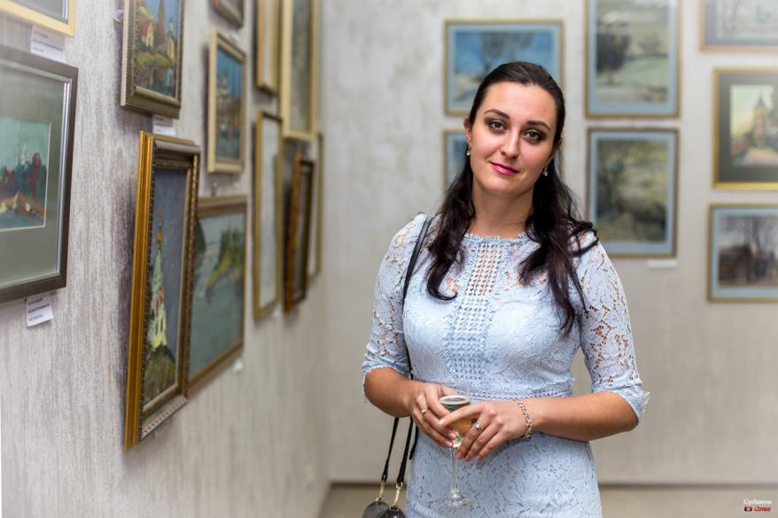 """Бизнес-клуб """"Империал"""": Творческий вечер Маргариты Давидовой"""
